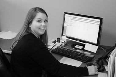 Nadine Nijenhuis : Bookkeeper (x233)